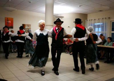 Représentation de danse