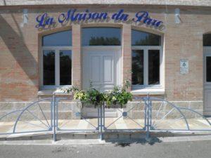 La Maison du Parc, MARPA à Montalzat