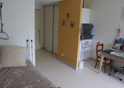 Vue du Studio de la MARPA à Montalzat